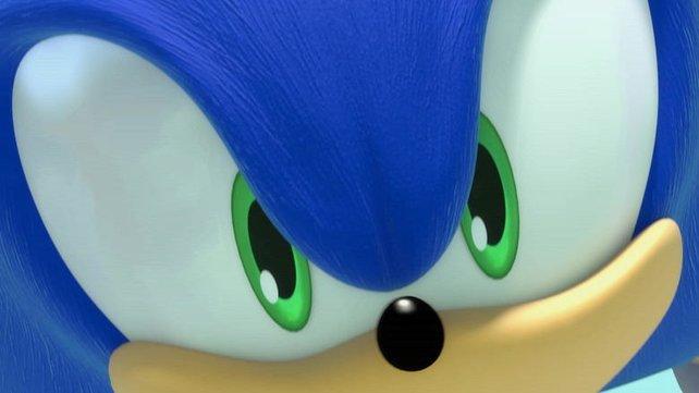 Sonic, der schnellste Igel der Videospielgeschichte.