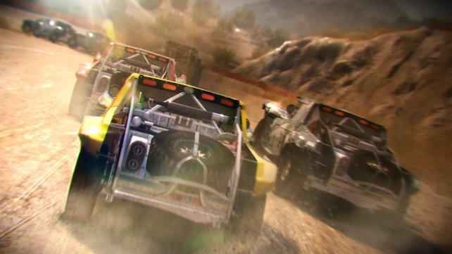 Der amerikanische Rallye- und Offroad-Sport liegt diesmal im Fokus des Spiels.