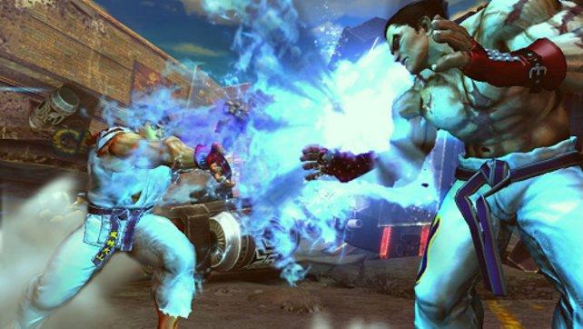 """Kein Ryu ohne Hadouken. """"Sidestepe das!"""""""