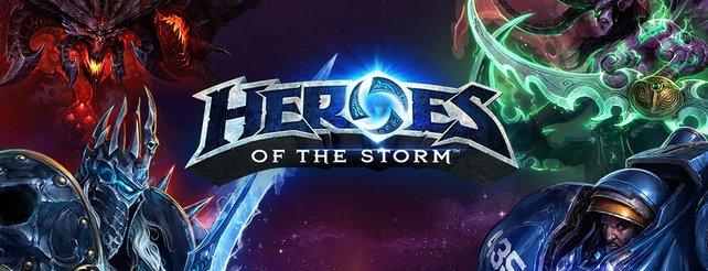 BlizzCon: Heroes of the Storm: Video zeigt Spielszenen mit bekannten Figuren