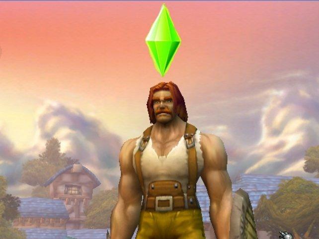 World of SimsCraft: Irgendwie erinnert uns das Addon an ein anderes Spiel ...