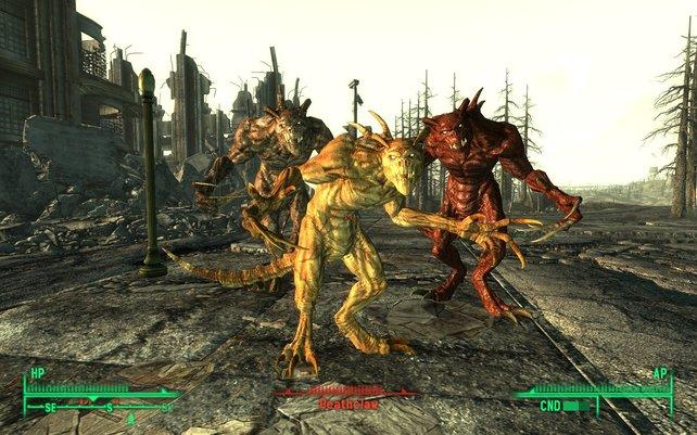 """""""Martigen's Mutant Mod"""" lässt frische Monster auf euch los."""