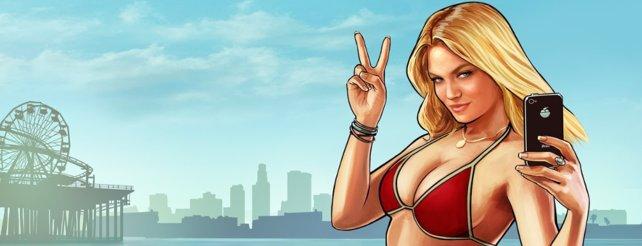 GTA 5: Erster Gameplay-Trailer kommt morgen