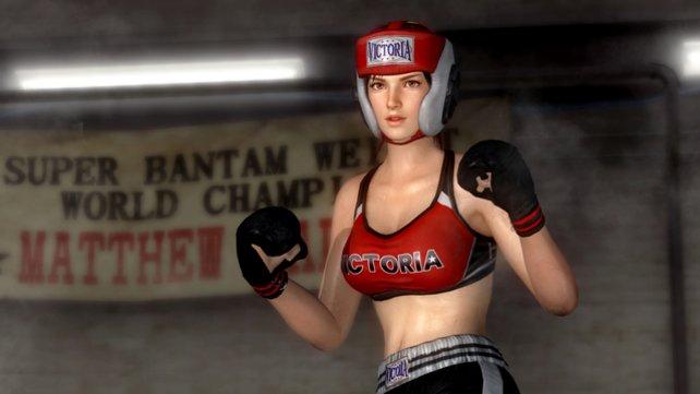 Mila ist die neueste Kämpferin in Dead or Alive.