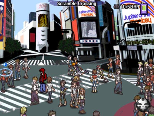 Manga, Mode, Monster - Squares Rollenspielmix besticht durch seinen ganz eigenen Grafik- und Spielstil.