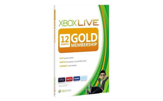 Erst mit der Xbox Live Gold-Mitgliedschaft habt ihr vollen Zugriff auf Microsofts Online-Dienste.