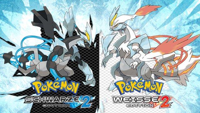 Das legendäre Pokemon Kyurem besitzt in den neuen Editionen zwei weitere Formen.