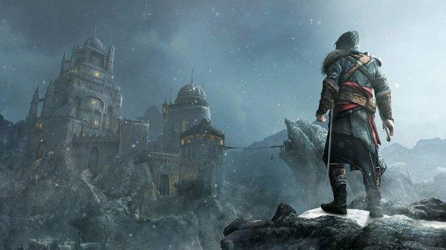Ezio reist nach Konstantinopel und sucht die Bibliothek von Altair.