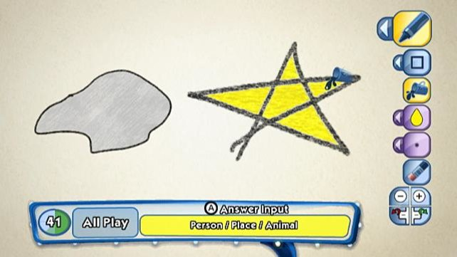 Damit es schneller geht, könnt ihr zum Beispiel einen Davidstern aus zwei Dreiecken zusammenbauen.