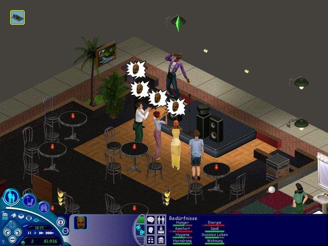 Die Zeiten sind vorbei, in denen euer Sim ein Rockstar werden konnte.