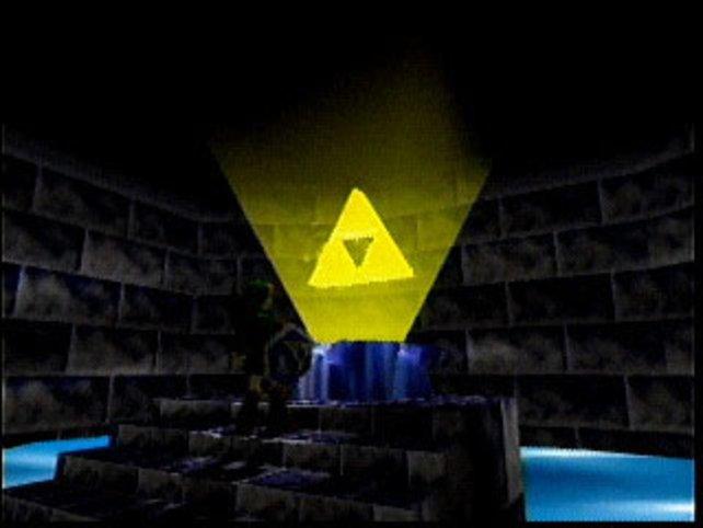Einige Spieler behaupten, sie hätten das Triforce im Spiel gefunden. Ob das geht, erfahrt ihr auf der nächsten Seite.