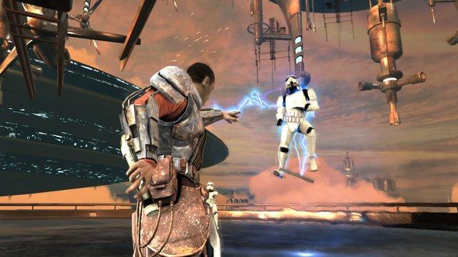 Bruzzeln sollst Du - Stormtrooper.