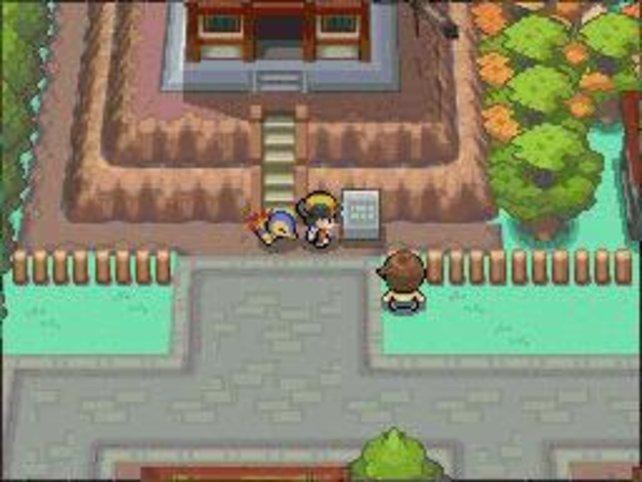 Mittags strahlt euch die Sonne auf'n Bauch, nachts wird es auch in der Pokémon-Welt düster.