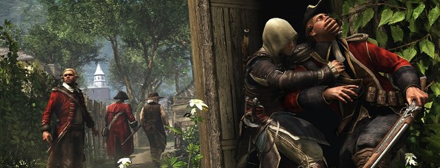 Assassin's Creed 4: Erfolge bekannt und neue Mehrspieler-Szenen
