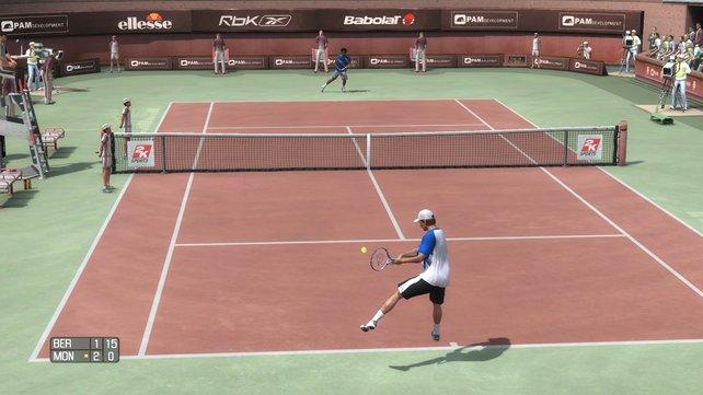 Timing ist beim Tennis alles und bei der neuen Steuerung in Top Spin 3 auch.