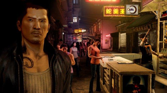 Wei Shen sieht zwar nicht wie ein Polizist aus, legt aber trotzdem den Ganoven das Handwerk.