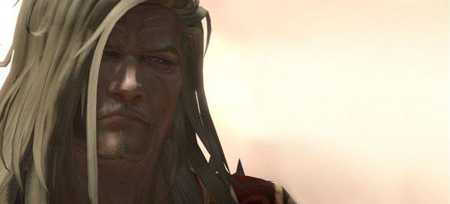 The Conqueror : Durch ihn soll das Spiel 'westlich' wirken.