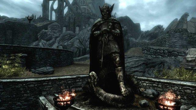 Ob ihr bald auch so berühmt seid wie Gott Talos?