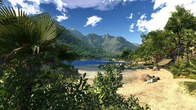 Hier könnte euer nächster Urlaub stattfinden!