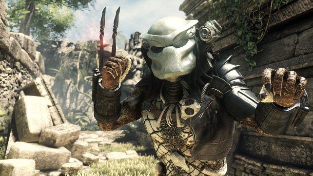 Der Predator gehört zur coolsten Neuerung des ansonsten bodenständigen Zusatzinhalts.