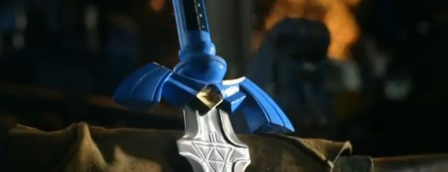 The Legend of Zelda: Mastersword von Schmieden nachgebaut (Video)