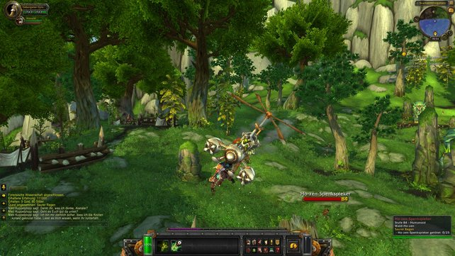 Die Aufgaben von World of Warcraft gehören zu den abwechslungsreichsten im Bereich der Online-Rollenspiele.