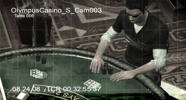 Im Casino solltet ihr möglichst wenig auffallen