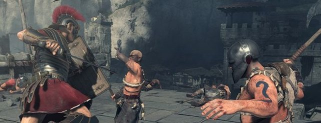 Ryse - Son of Rome: Raue Kampfszenen im neuen Video