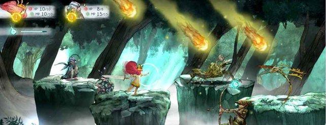 Child of Light: Erste Spielszenen zum märchenhaften Rollenspiel