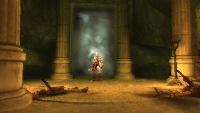 Ein Halbgott in Sandalen: Wo Kratos auftaucht, liegen bald alle im Staub