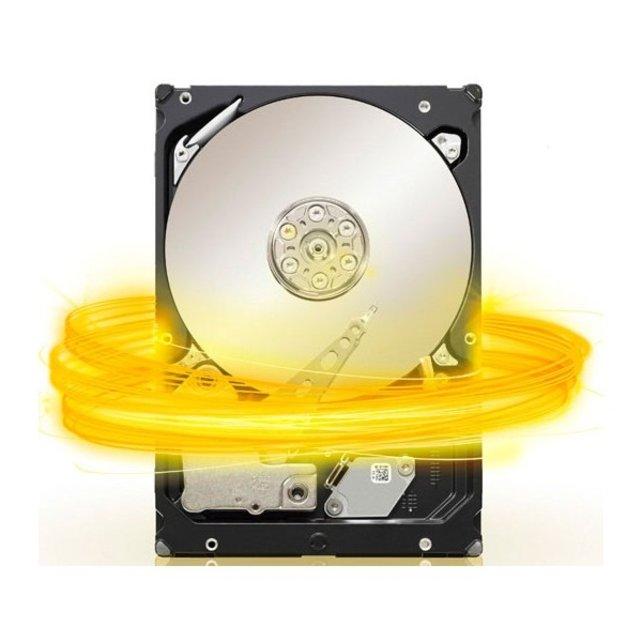 Seagate Barracuda XT (drei Terabyte Kapazität) gehört zu den schnellsten Magnetfestplatten.