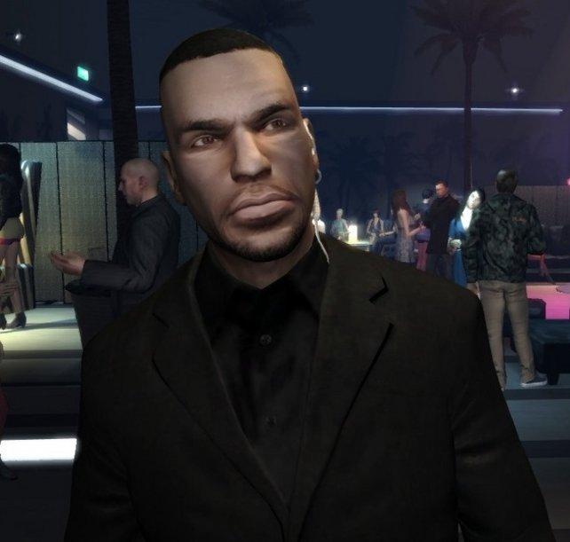 Gestatten: Luis Fernando Lopez - Rausschmeißer, Bodyguard, Laufbursche.