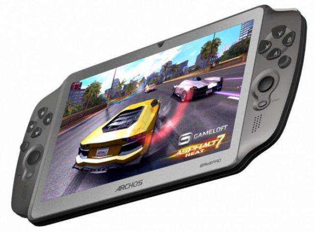 Archos Game Pad: Gelungene Mischung aus Tablet und mobiler Spielkonsole.
