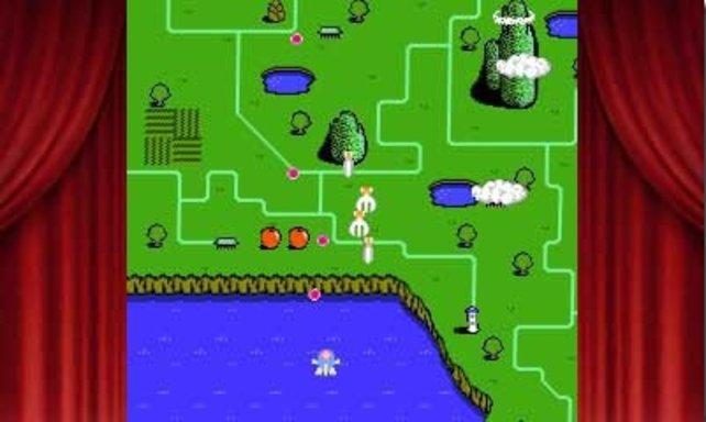 Wie immer gilt: In 3D macht auch dieses Spiel einiges mehr her als auf diesem Screenshot.