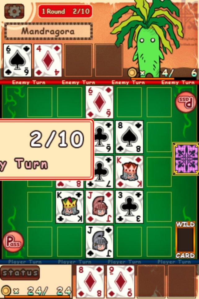 Manche Pokerspieler sehen aus wie radioaktives Gemüse.