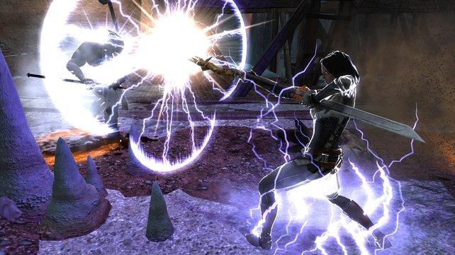 Bethanys magische Macht steht nur Schurken- und Krieger-Hawkes zur Verfügung.