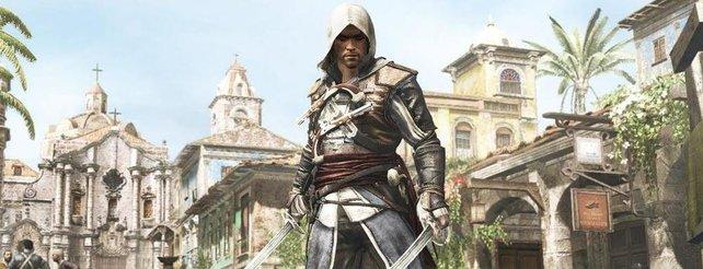 Assassin's Creed 4: Schatzsuche, Schiffsnavigation und Kämpfe im Video