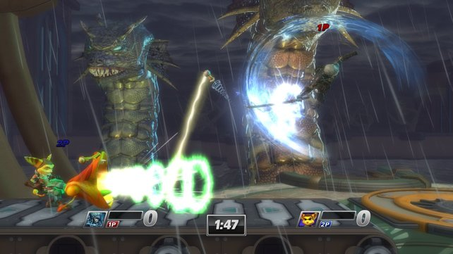 Wer die PS3-Version kauft, kann auch auf Vita spielen.