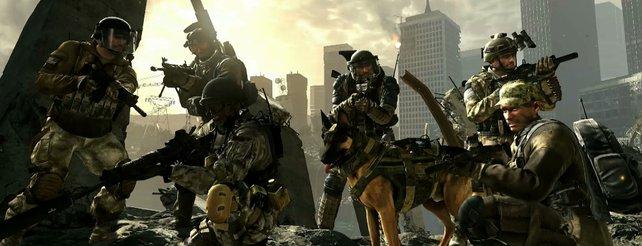 Call of Duty: Neuer Teil für 2014 geplant