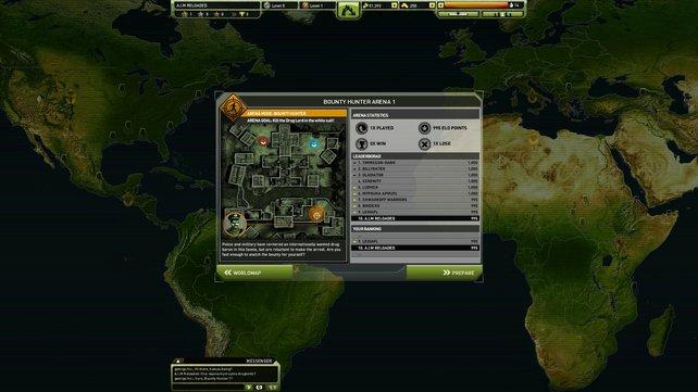Mit Jagged Alliance Online in die nächste Mehrspieler-Arena.