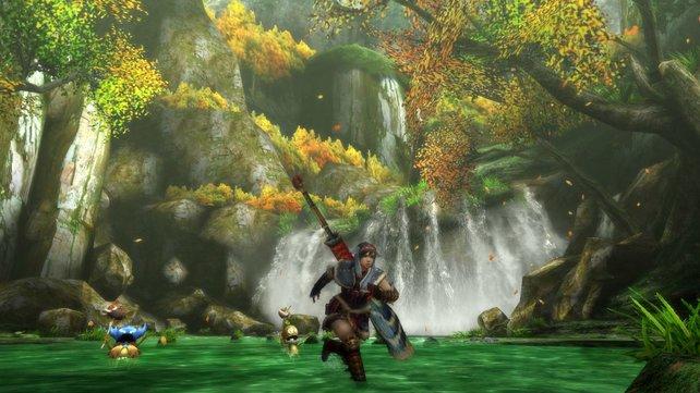Prächtige Landschaften, gefräßige Gegner und riesige Klingen - Monster Hunter ist wieder da!