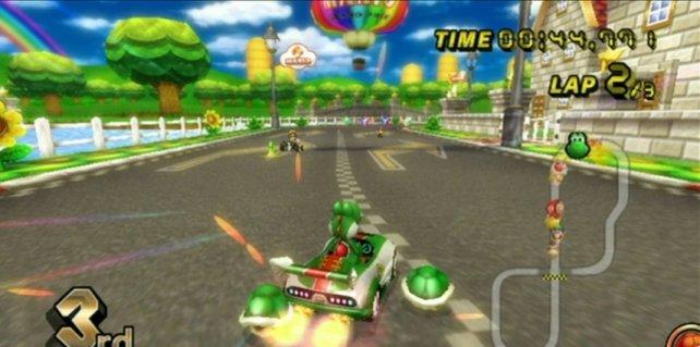 """Ade """"Double Dash"""": Auf Wii fahrt ihr wieder allein"""