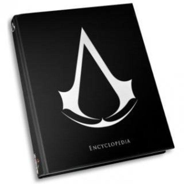 Die Enzyklopädie enthält viele Infos zu den ersten vier Spielen.