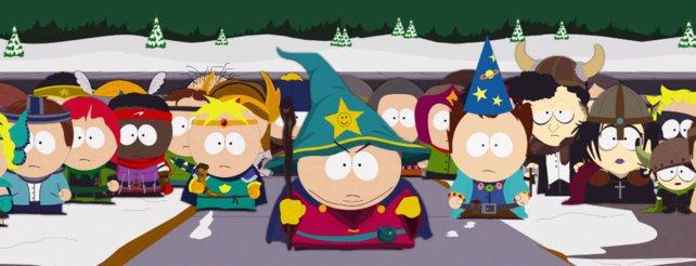 South Park - Der Stab der Wahrheit: Cartman und Co. erscheinen erst 2014