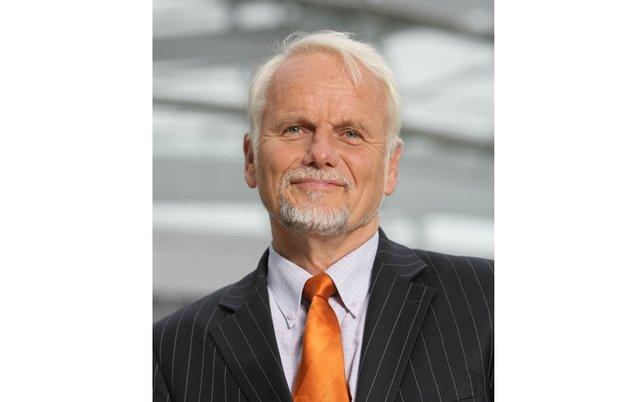 Wolfgang Börnsen, kultur- und medienpolitischer Sprecher der CDU/CSU-Bundestagsfraktion