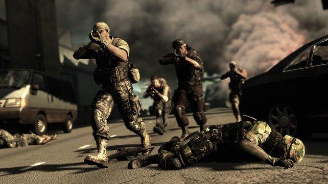 Ob Special Forces überzeugt, erfahrt ihr bald in unserem Test.