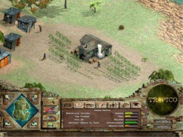 Eine Farm