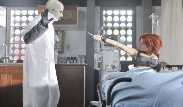 In Defiance wird es das erste Mal eine Wechselwirkung zwischen Spiel und TV-Serie geben.