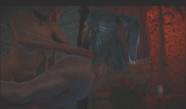 In Witcher 2 bekommt ihr jede Menge Bettgeflüster.