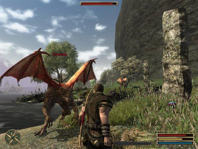 Was wäre ein Rollenspiel ohne Gargoyles?